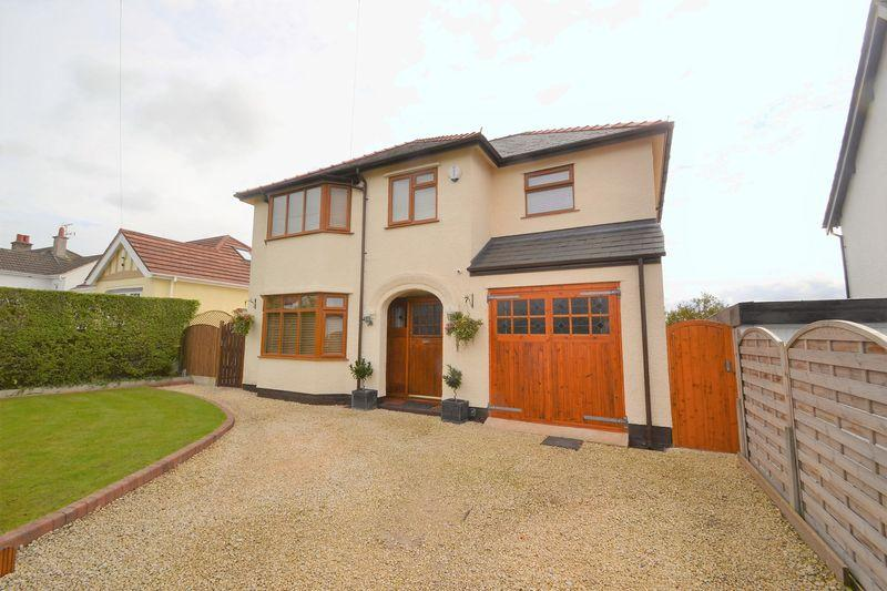 4 Bedrooms Detached House for sale in Seabank Road, Lower Heswall