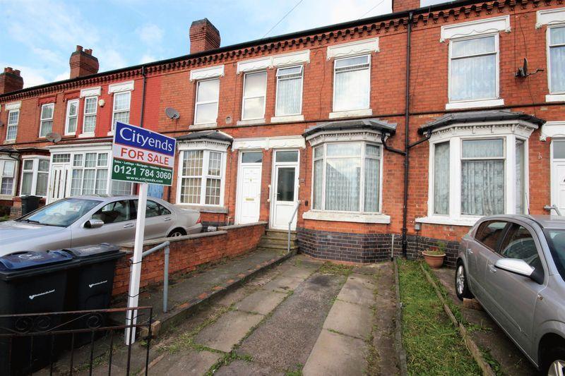 3 Bedrooms Terraced House for sale in Hob Moor Road, Birmingham