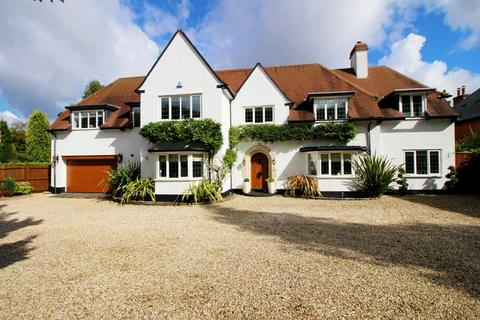 5 bedroom detached house for sale - 10 Streetly Lane, Sutton Coldfield, B74 4TT