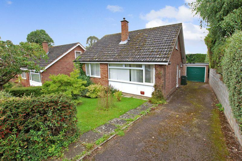 2 Bedrooms Detached Bungalow for sale in FOWNHOPE