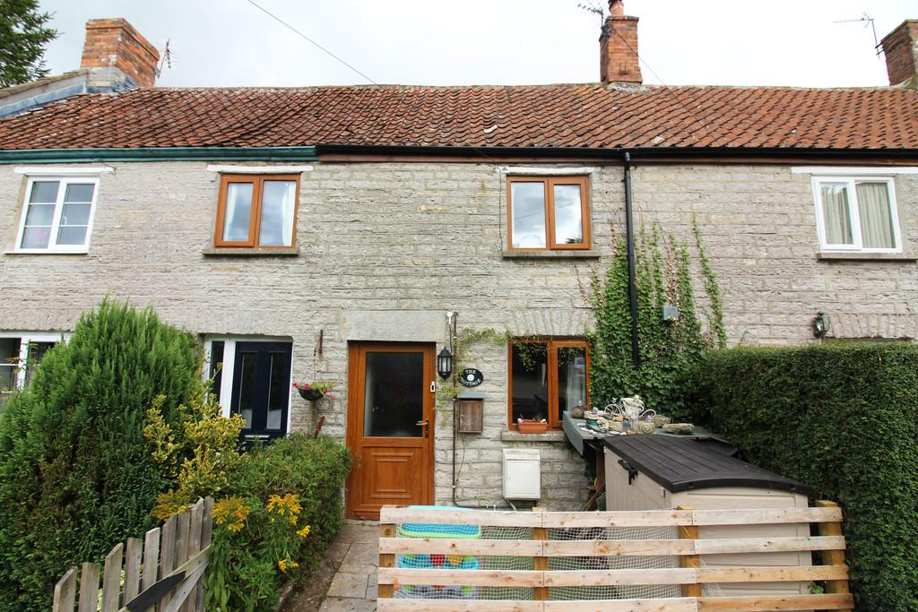 2 Bedrooms Terraced House for sale in Castle Street, Keinton Mandeville