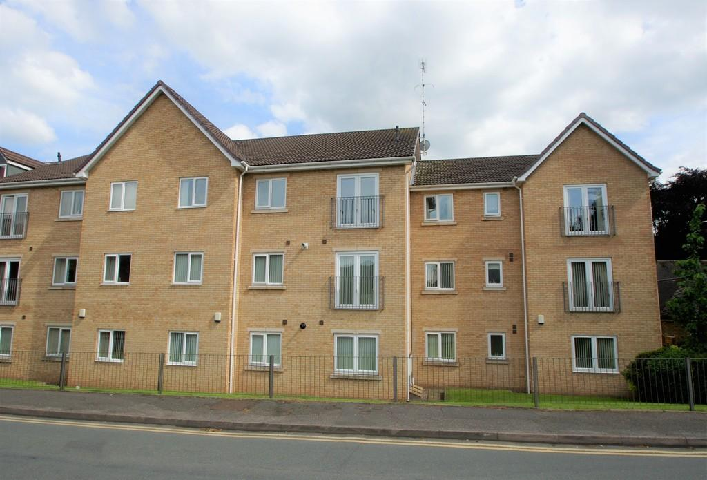 2 Bedrooms Apartment Flat for sale in Willow Brook Court, Hednesford