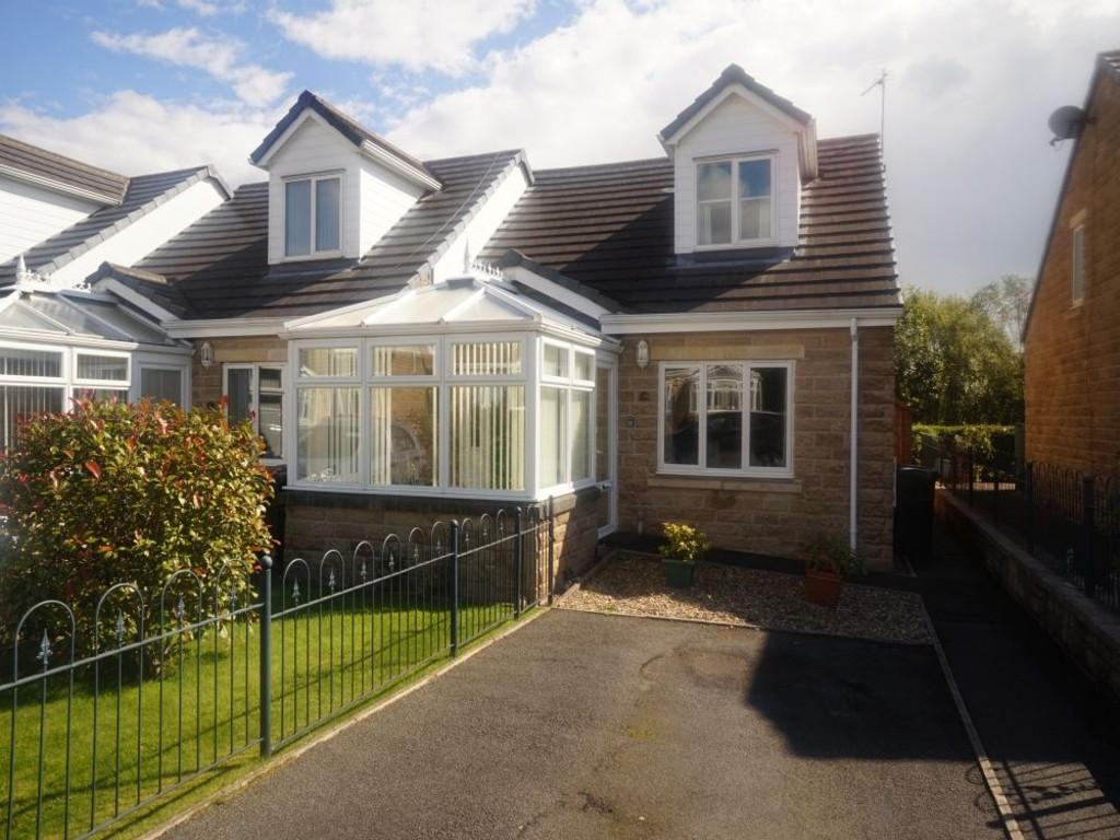 2 Bedrooms Semi Detached Bungalow for sale in Pitty Beck View, Allerton