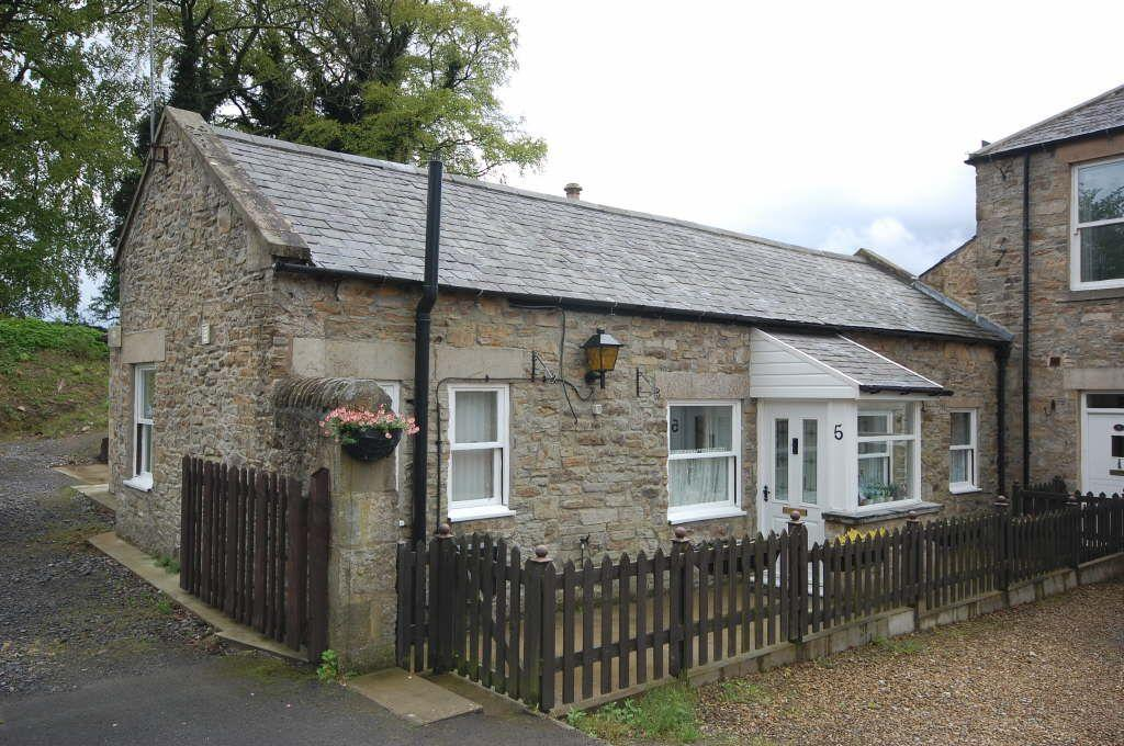 2 Bedrooms Terraced House for sale in Weardale House, Stanhope, Stanhope