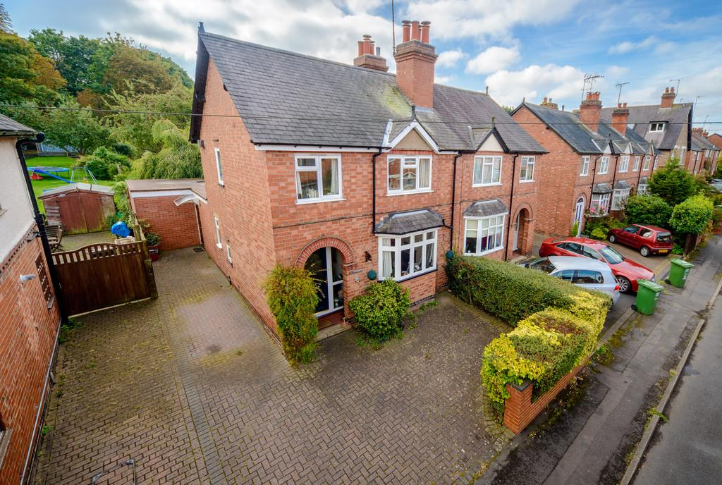 3 Bedrooms Semi Detached House for sale in Arthur Street, Kenilworth