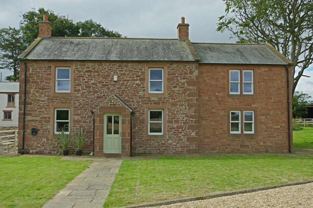3 Bedrooms Farm House Character Property for sale in Foulsyke Farm, Abbeytown