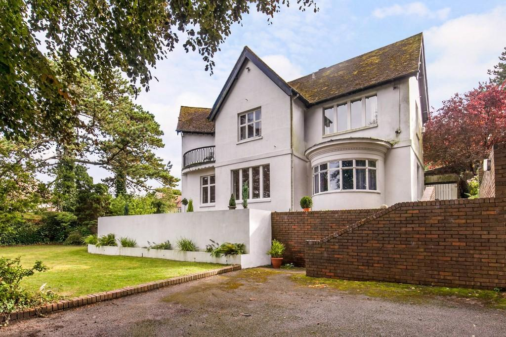 5 Bedrooms Detached House for sale in Cliff Way, Compton, Winchester, SO21
