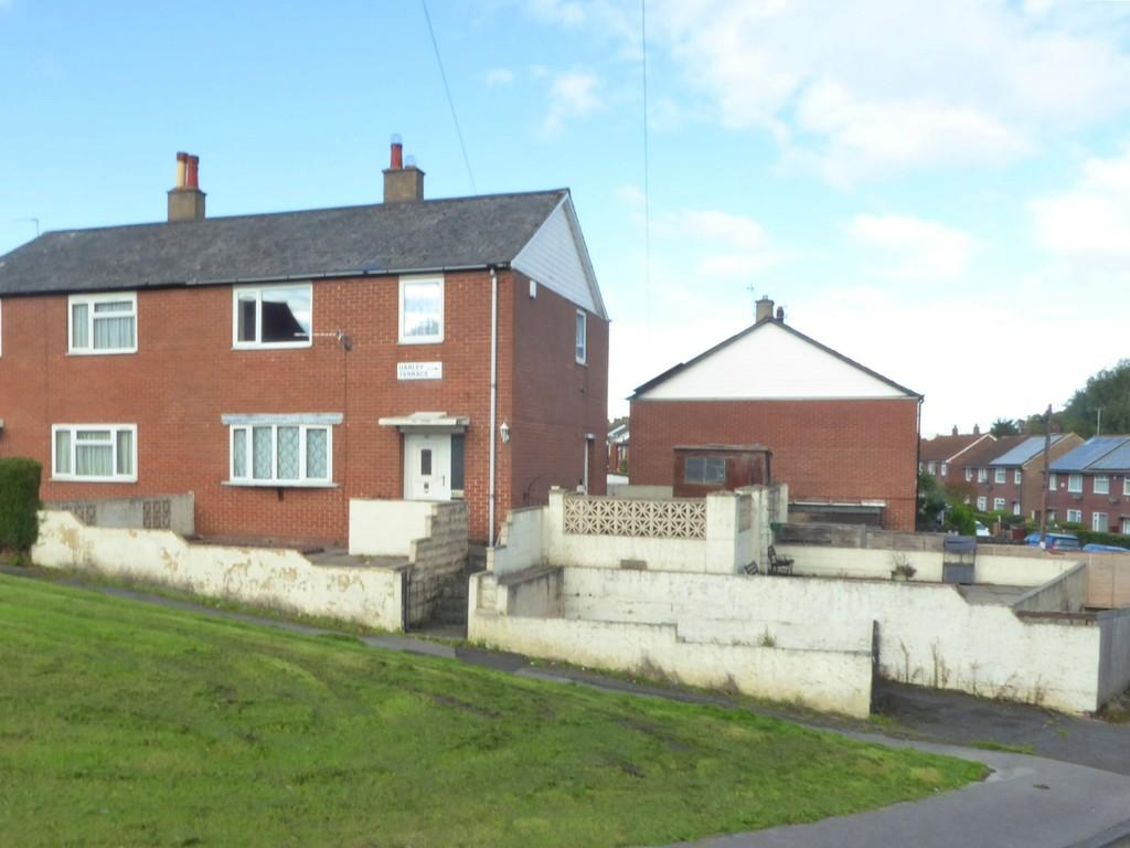 3 Bedrooms Semi Detached House for sale in Harley Terrace, Bramley