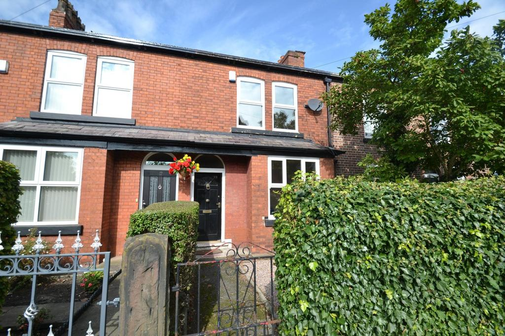 2 Bedrooms Terraced House for sale in Old Hall Road, Sale