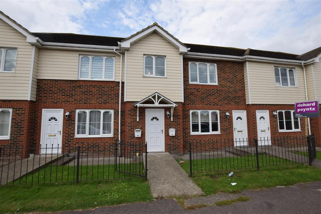 2 Bedrooms Apartment Flat for sale in Church Terrace - Linden Way, Canvey Island