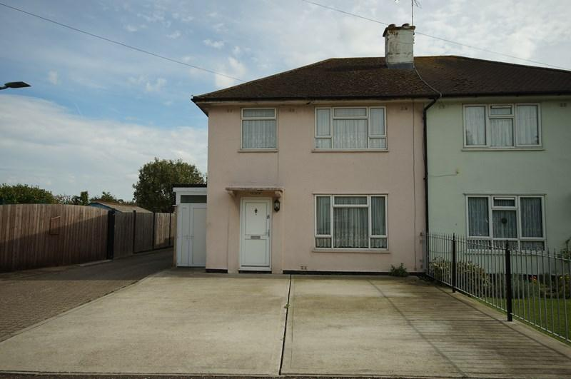 3 Bedrooms Semi Detached House for sale in Stonehill Road, Leigh-On-Sea