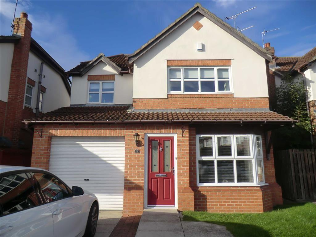 4 Bedrooms Detached House for sale in 23, Windgroves, Chilton