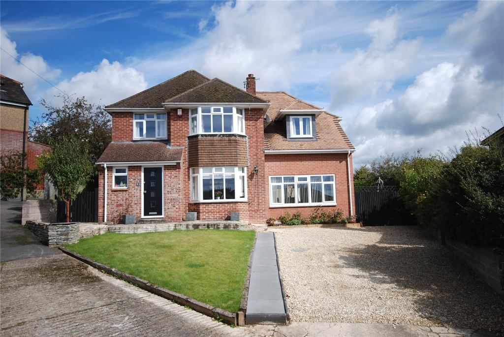 4 Bedrooms Detached House for sale in Beatrice Road, Salisbury, Wiltshire, SP1
