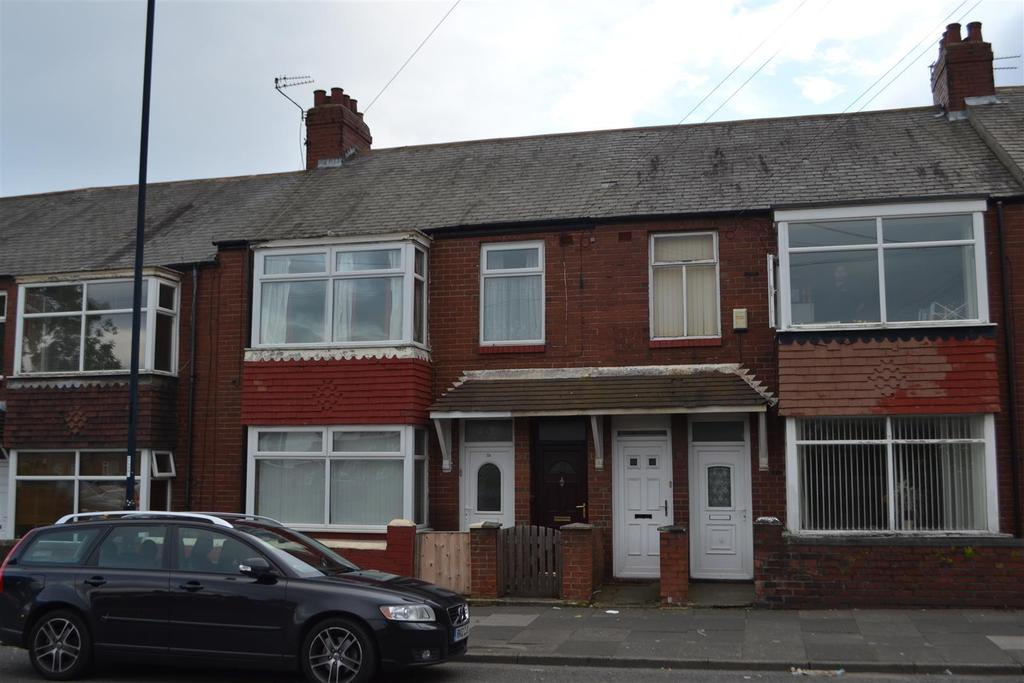 2 Bedrooms Flat for sale in Carlisle Terrace, Sunderland