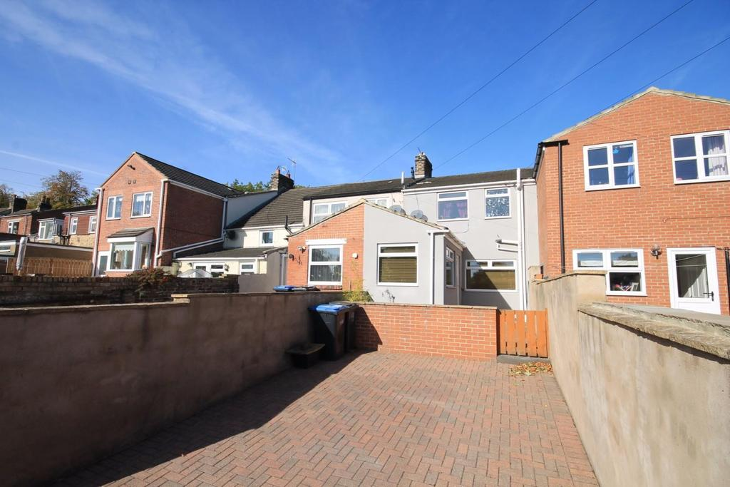 2 Bedrooms Terraced House for sale in Hargill Road, Howden Le Wear, Crook
