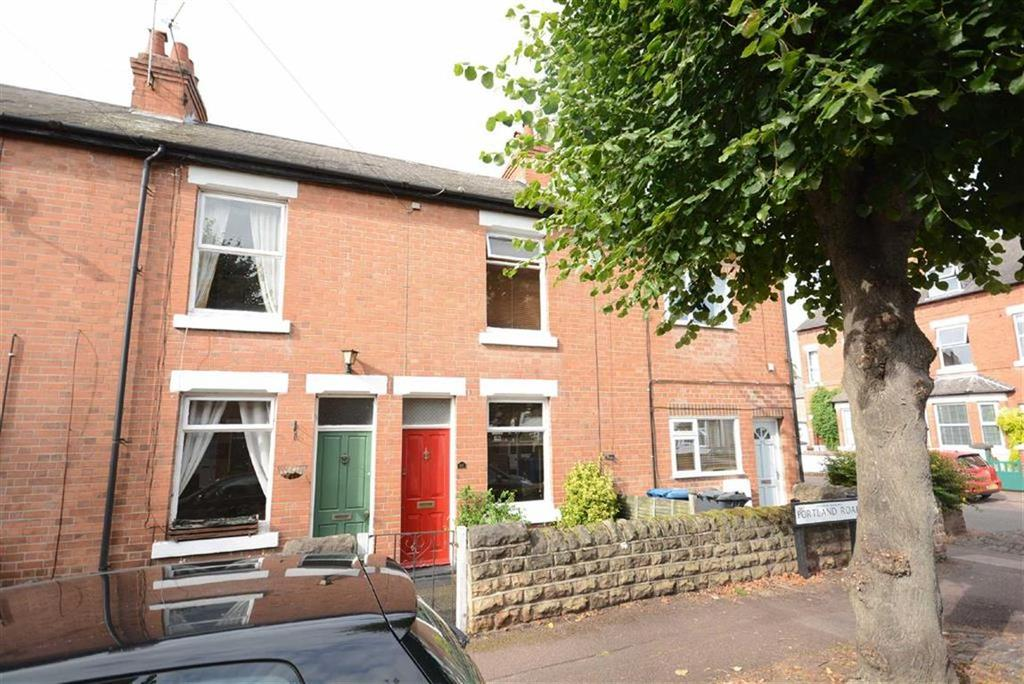 2 Bedrooms Terraced House for sale in Portland Road, West Bridgford