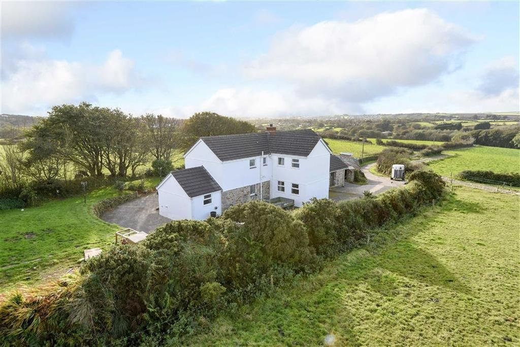 3 Bedrooms Detached House for sale in Advent, Camelford, Cornwall, PL32