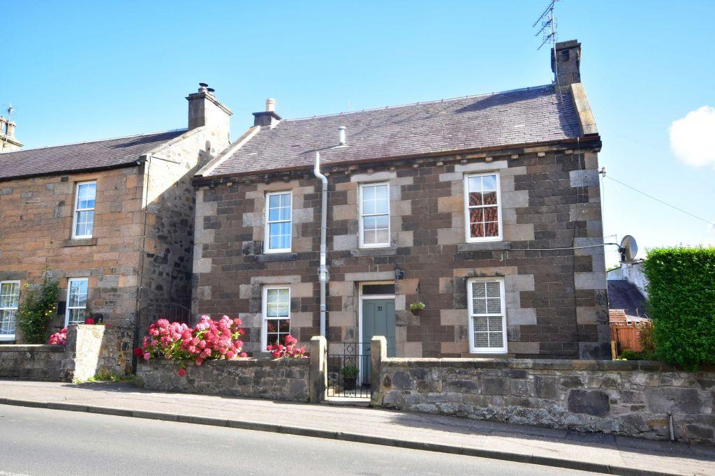 2 Bedrooms Ground Flat for sale in Yew House, 31, Station Road, Kirkliston, EH29 9BB