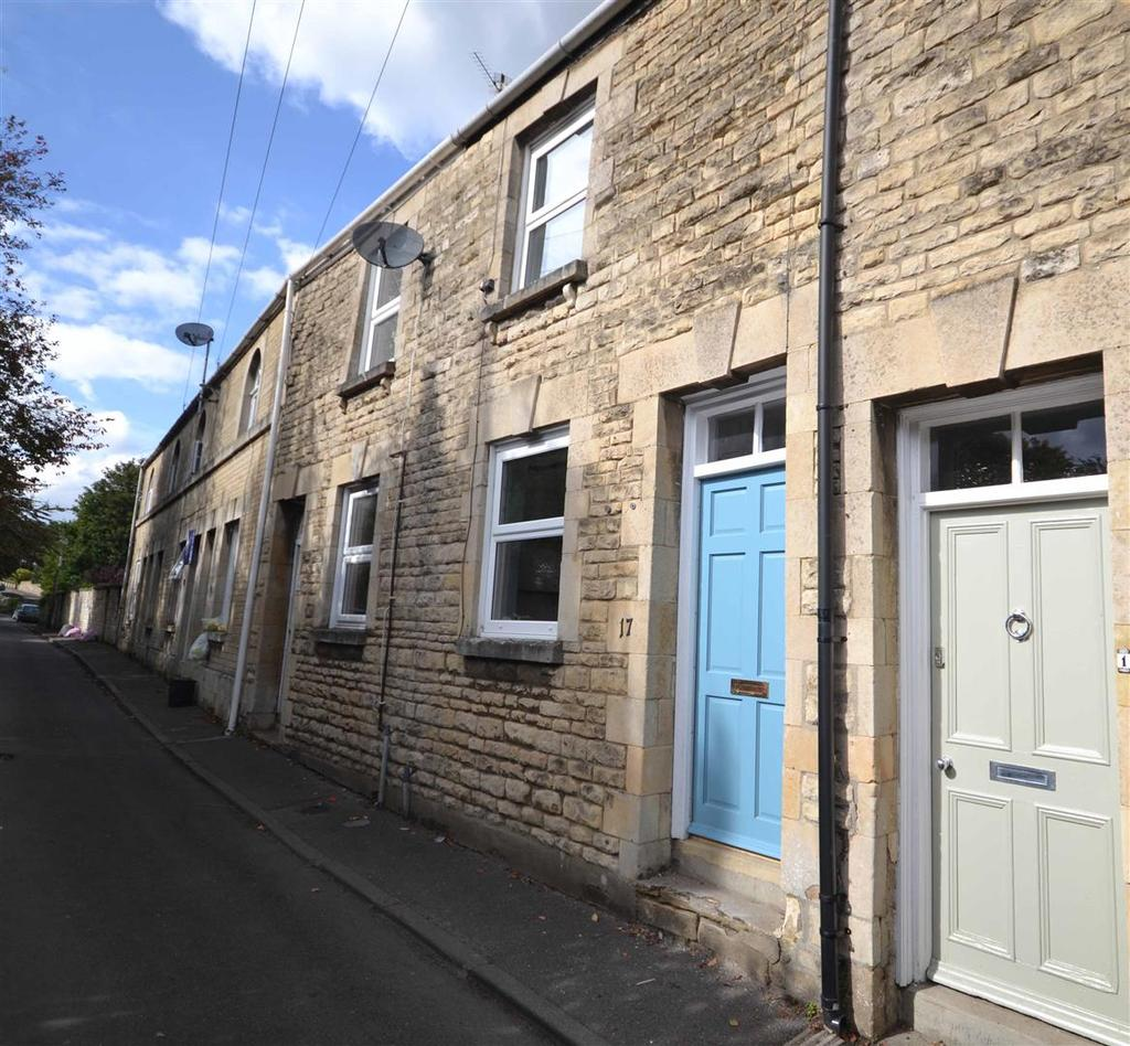 2 Bedrooms Terraced House for sale in Rock Road, Stamford