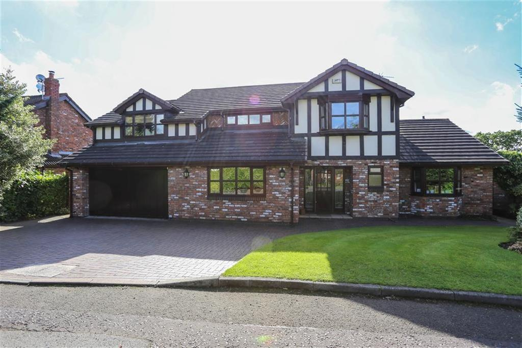 4 Bedrooms Detached House for sale in Foxhill Chase, Offerton, Cheshire