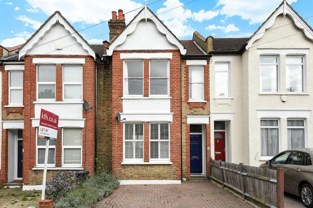 3 Bedrooms Terraced House for sale in Pelham Road, Beckenham