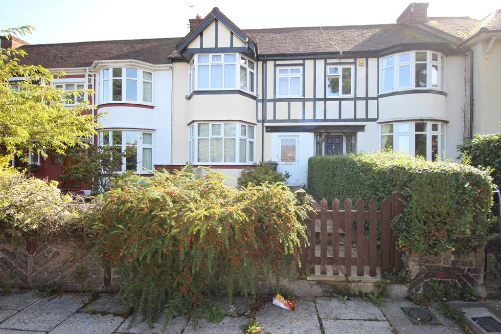 3 Bedrooms Terraced House for sale in Central Avenue, Gravesend DA12