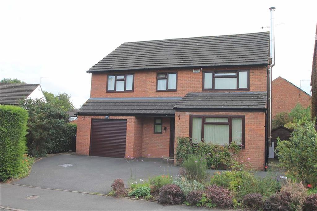 5 Bedrooms Detached House for sale in Stanton Drive, Ludlow