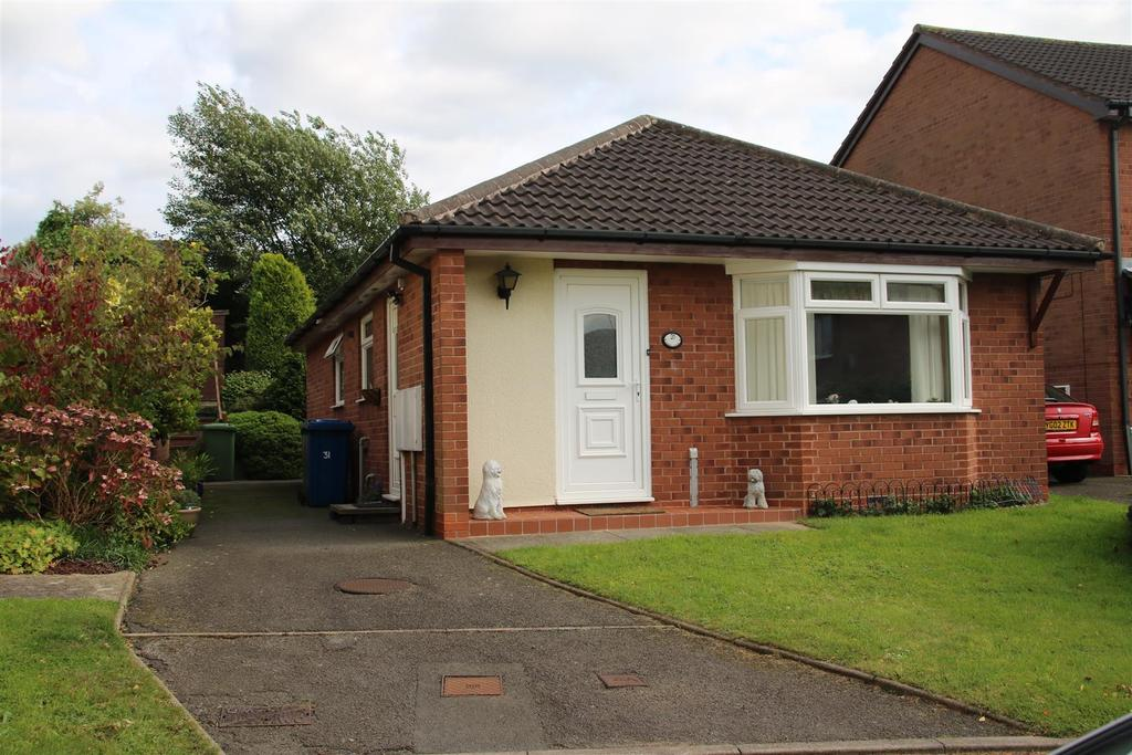 2 Bedrooms Detached Bungalow for sale in Roman Court, Wilnecote, Tamworth
