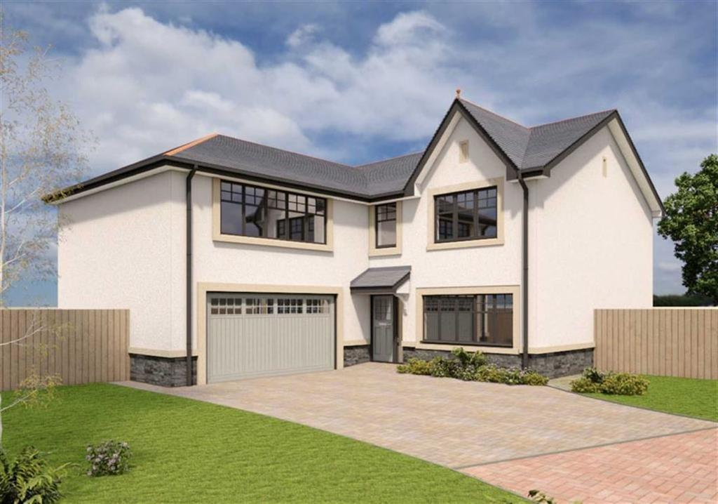 5 Bedrooms Detached House for sale in Bradda View Grove, Colby, Isle of Man