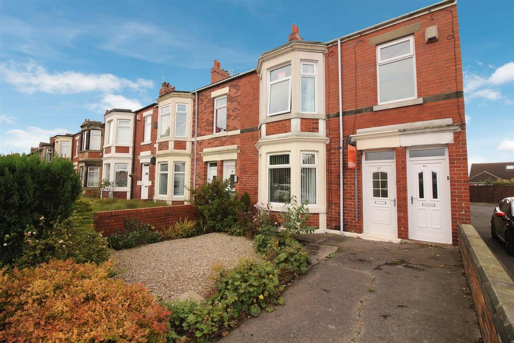 2 Bedrooms Flat for sale in East View, Wideopen, Newcastle Upon Tyne