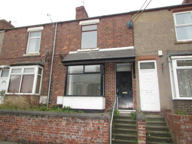 2 Bedrooms Terraced House for sale in FEVERSHAM TERRACE, FERRYHILL, SPENNYMOOR DISTRICT