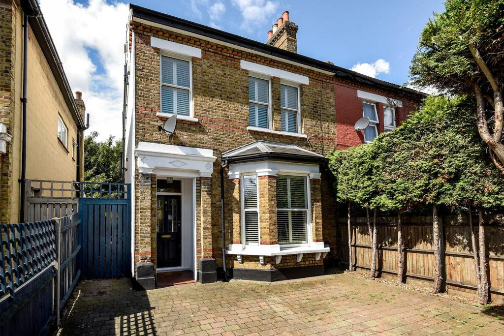 5 Bedrooms Semi Detached House for sale in Coldershaw Road, West Ealing