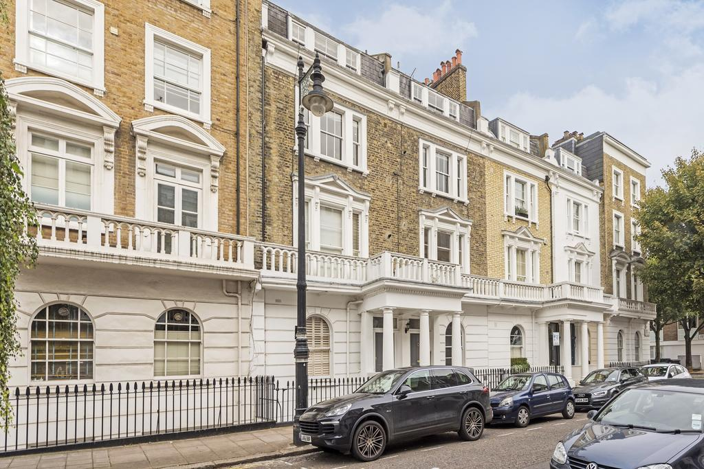 2 Bedrooms Flat for sale in Sussex Street, SW1V