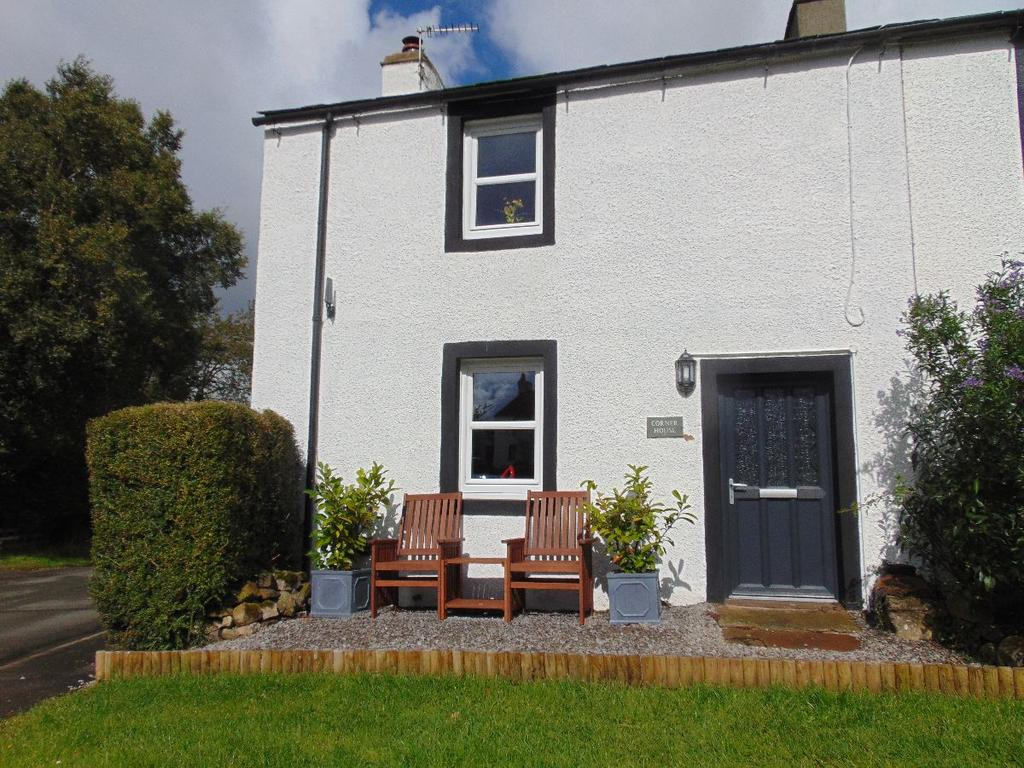 2 Bedrooms Cottage House for sale in Corner House, Torpenhow, Wigton, Cumbria, CA7 1HT