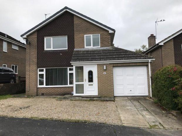 4 Bedrooms Detached House for sale in WITTON WAY, HIGH ETHERLEY, BISHOP AUCKLAND