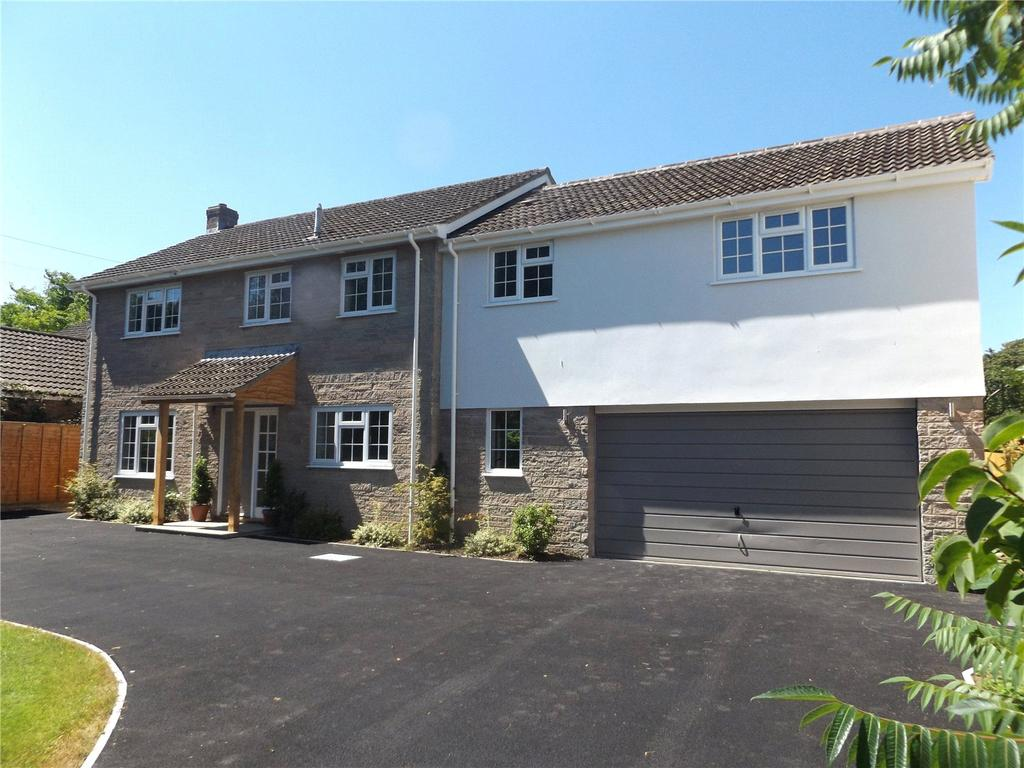 4 Bedrooms Detached House for sale in West Well Lane, Theale, Wedmore, Somerset, BS28