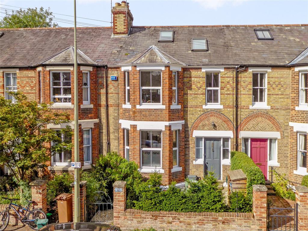 4 Bedrooms Terraced House for sale in Kingston Road, Oxford