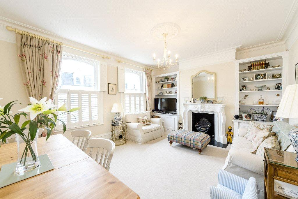 3 Bedrooms Flat for sale in Mimosa Street, London
