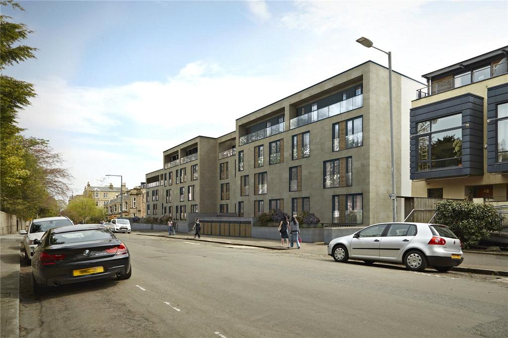 4 Bedrooms Penthouse Flat for sale in Newbattle Terrace, Edinburgh