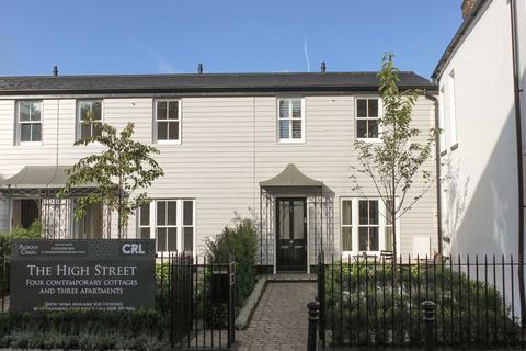 2 bedroom cottage for sale - 17 High Street, Thames Ditton, KT7 0RY