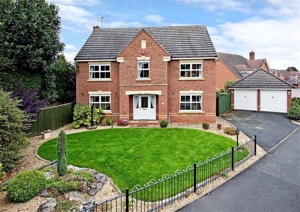 4 Bedrooms Detached House for sale in 1, Stonebridge Road, Brewood, Stafford, South Staffordshire, ST19