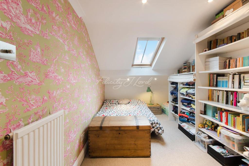 2 Bedrooms Flat for sale in Hungerford Road, Islington, N7