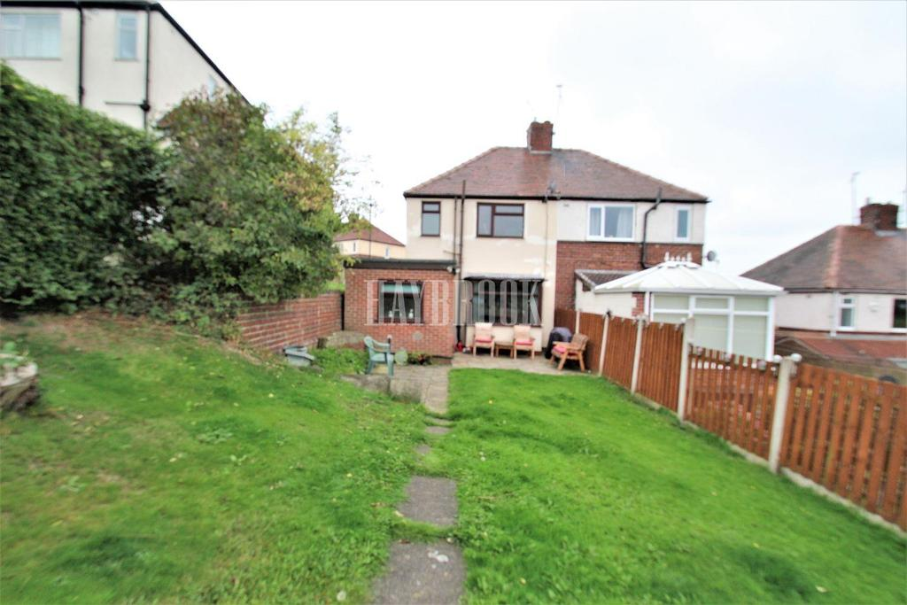 3 Bedrooms Semi Detached House for sale in Hollindale Drive, Intake, Sheffield