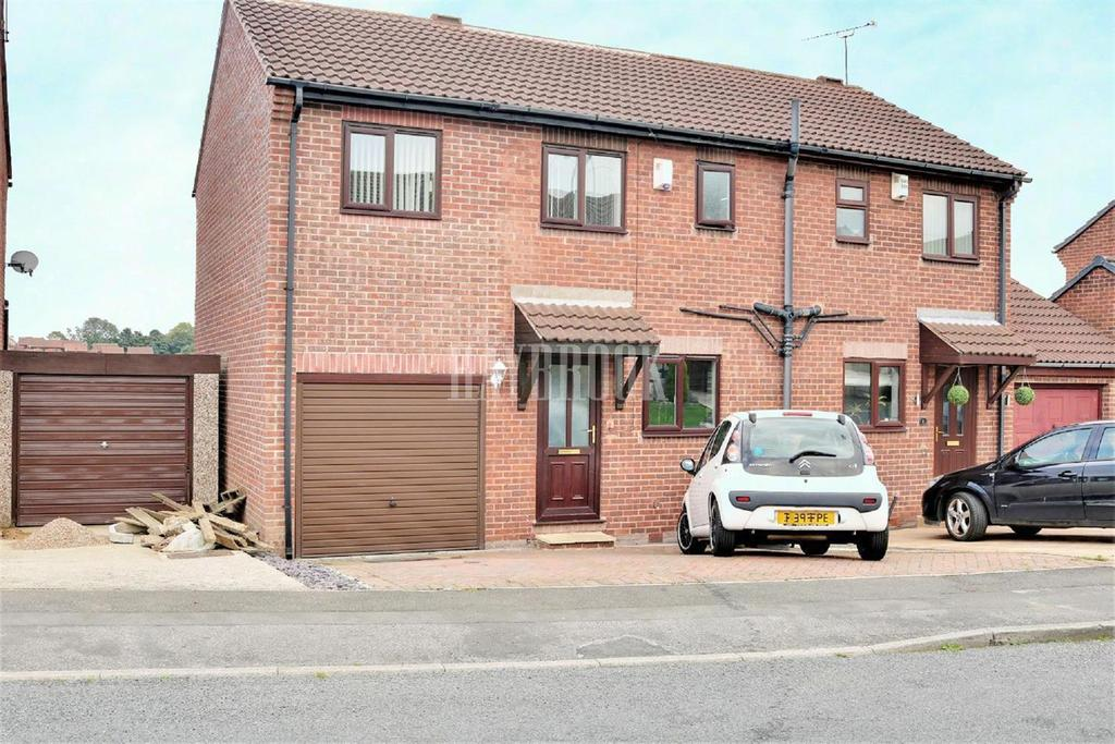 4 Bedrooms Semi Detached House for sale in Hazelwood Drive, Swinton