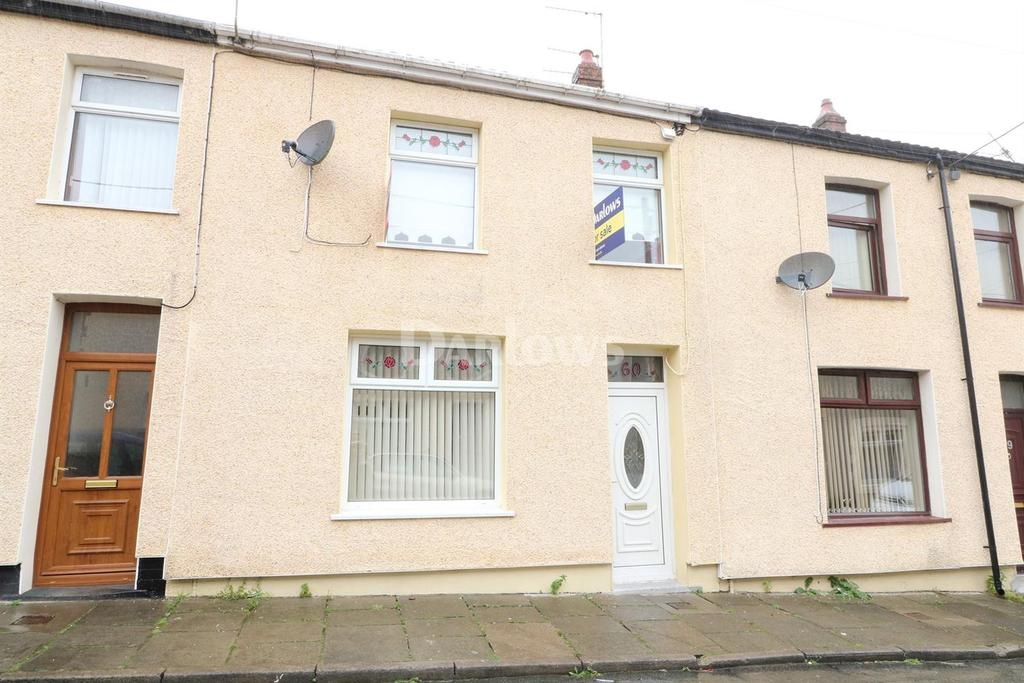 2 Bedrooms Terraced House for sale in Woodland Road, Tylorstown