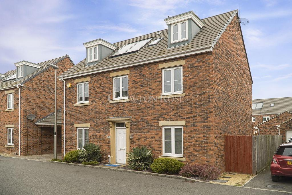 5 Bedrooms Link Detached House for sale in Broughton
