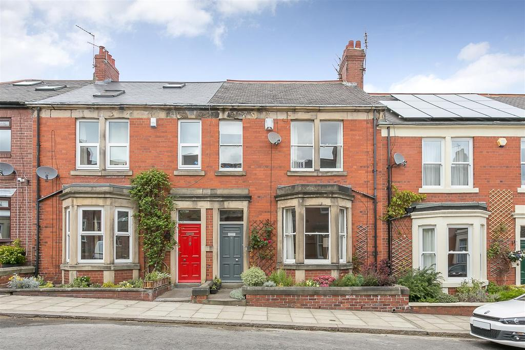 4 Bedrooms Terraced House for sale in Matfen Place, Fenham, Newcastle upon Tyne