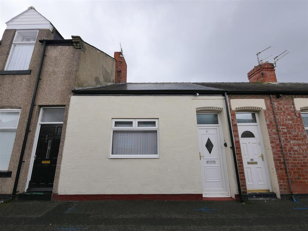 1 Bedroom Cottage House for sale in Edward Burdis Street, Sunderland