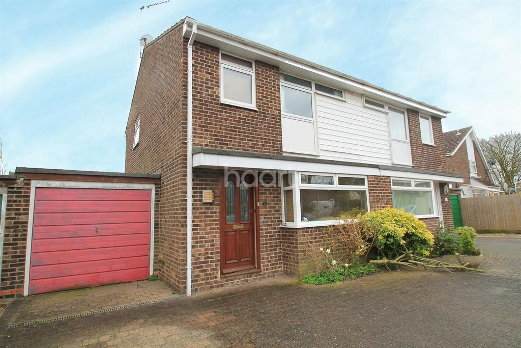 3 Bedrooms Semi Detached House for sale in Pump Lane, Hardwick, Cambs