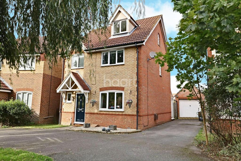 4 Bedrooms Detached House for sale in Juniper Drive, Brandon Groves